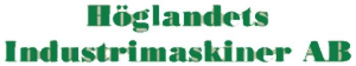 Höglandets Industrimaskiner AB logo