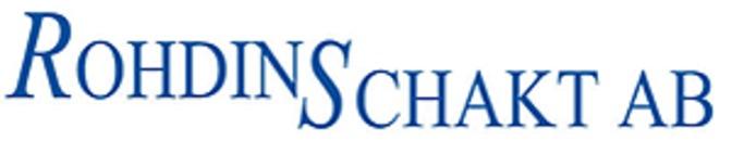 Rohdins Schakt AB logo