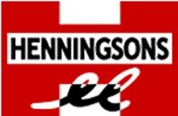 Henningssons El logo