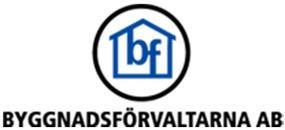 Byggnadsförvaltarna AB logo
