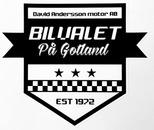 Bilvalet På Gotland, AB logo