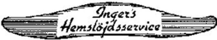 Ingers Hemslöjdsservice logo