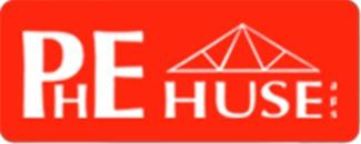 PHE Huse ApS logo