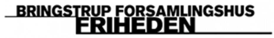 Bringstrup Forsamlingshus - Friheden logo