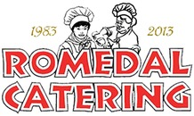 Romedal Catering AS logo