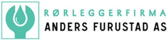 Rørleggerfirma Anders Furustad AS logo