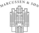 Marcussen & Søn Orgelbyggeri A/S logo