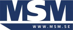Månsarps Svets & Maskin AB logo