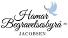 Hamar Begravelsesbyrå AS logo