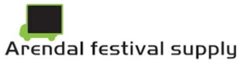 Arendal Festival Supply AS logo