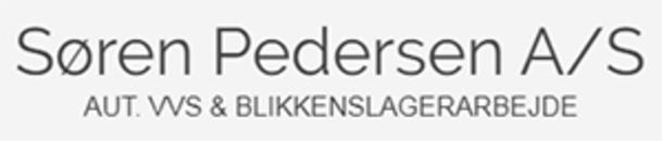 Søren Pedersen A/S logo