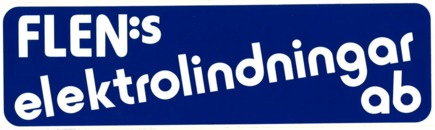 Flens Elektrolindningar AB logo