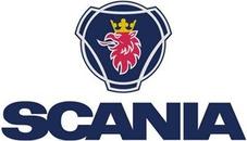 Norsk Scania avd Mo i Rana logo