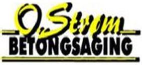 O Strøm Betongsaging logo