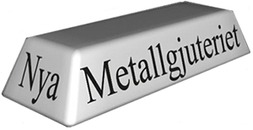 Nya Metallgjuteriet, AB logo