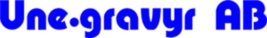 Une-Gravyr AB logo
