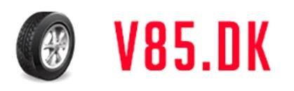 V85 ApS logo