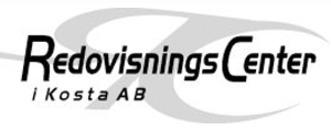 RedovisningsCenter i Kosta AB logo