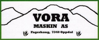 Vora Maskin AS logo