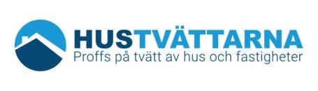 Hustvättarna i Sverige AB logo