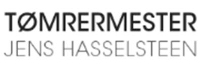 Tømrermester Jens Hasselsteen logo