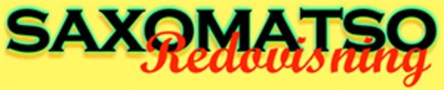 Saxomatso Redovisning logo