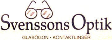 Svenssons Optik logo