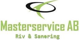 Masterservice Ab Riv & Sanering logo