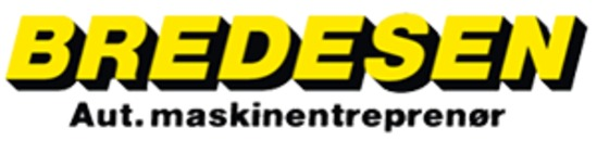 Bredesen Graving og Transport AS logo