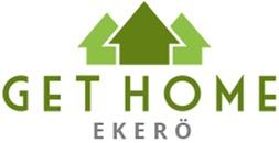 Get Home Ekerö AB logo