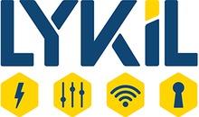 Lykil i Strängnäs logo