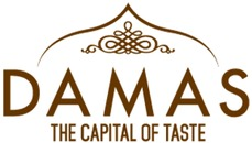 Damas The Capital of Taste logo