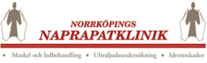Naprapatkliniken Johan Paldanius logo