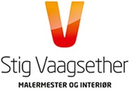 Malermester Stig Vaagsether AS logo