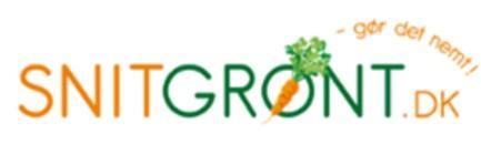 Snitgrønt.dk ApS logo