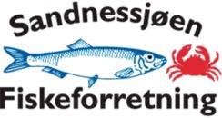 Sandnessjã˜En Fiskeforretning AS logo