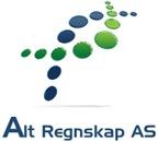 Alt Regnskap AS logo