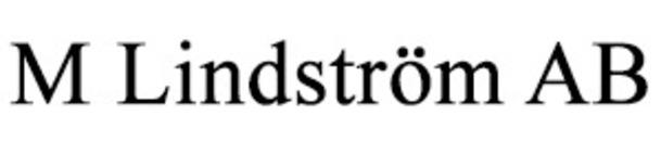 M Lindström AB logo