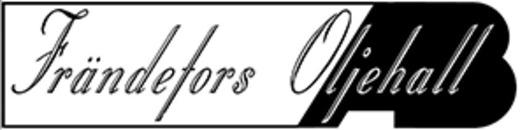 Frändefors oljehall AB logo