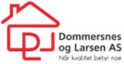Byggefirma Dommersnes & Larsen AS logo