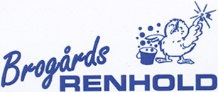 Brogård Renhold AS logo