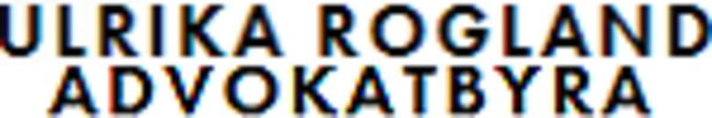 Ulrika Rogland Advokatbyrå AB logo