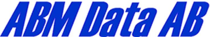 A B M Data AB logo
