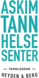 Askim Tannhelsesenter - Tannlegene Hilde Heyden og Øivind Berg logo