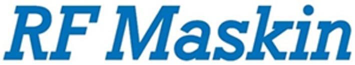 RF Maskin logo