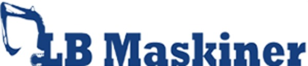 LB Maskiner AB logo