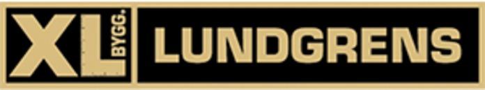 XL-Bygg Lundgrens logo