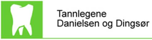 Danielsen og Dingsør Tannlegene logo