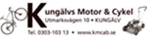 Kungälvs Motor & Cykelmagasin AB logo