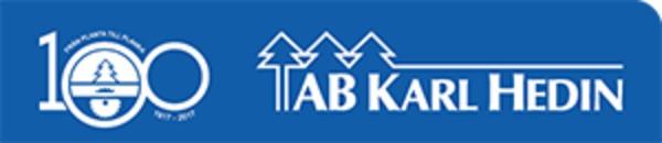 AB Karl Hedin Bygghandel Mora logo